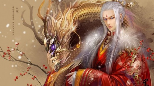 credit goes to the artist ~ this image is for Lord Berg the Dragon, he can transformed into person or Dragon