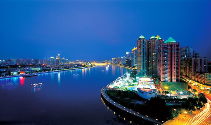 Pearl River Zhujiang 珠江 2
